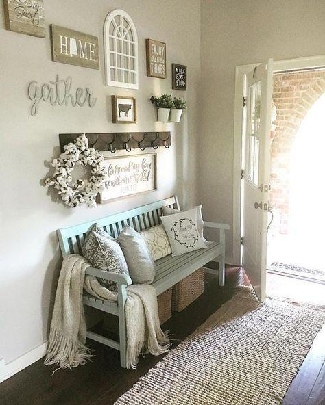 Smart Farmhouse Living Room Design Ideas29