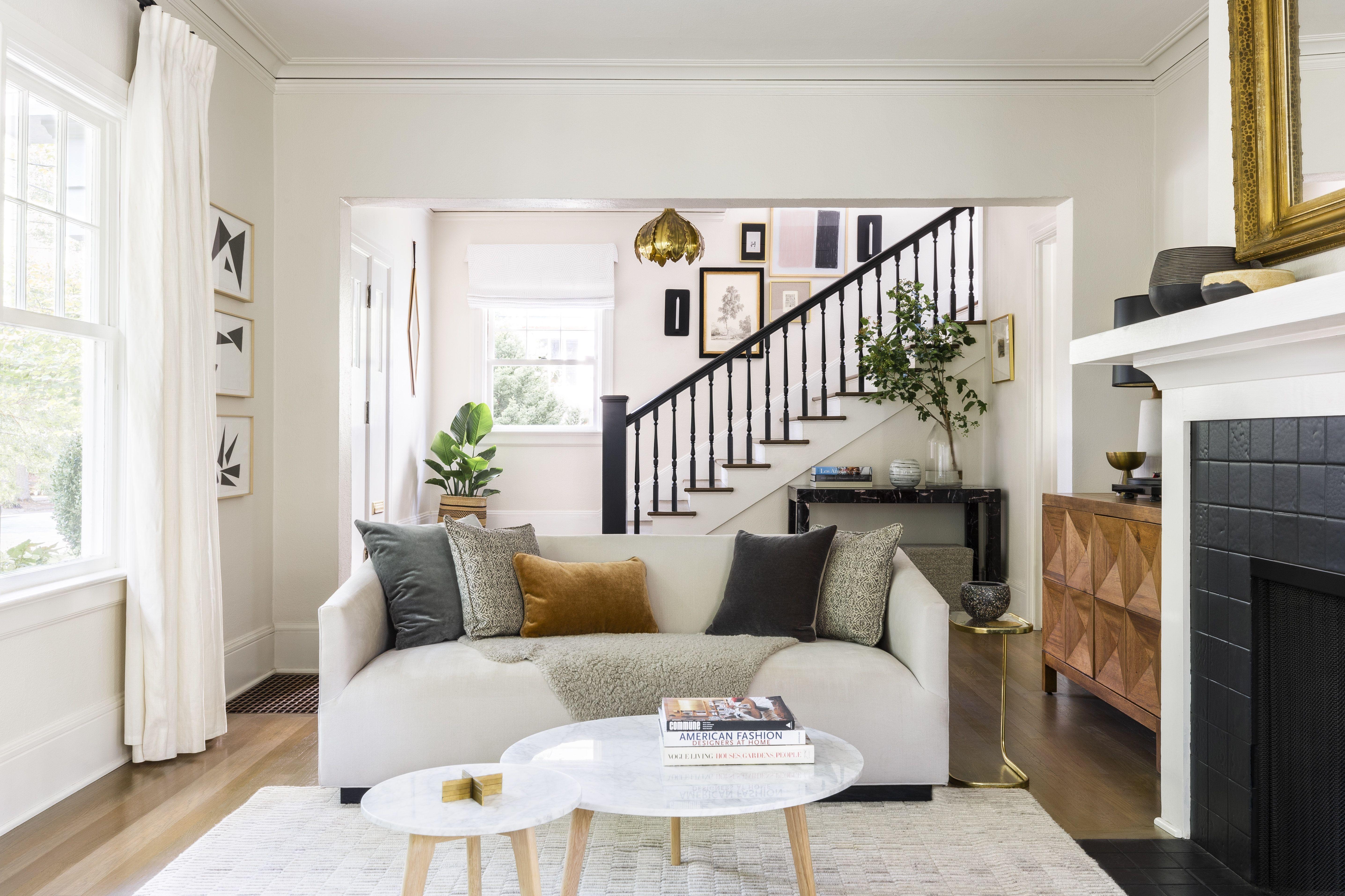 Smart Farmhouse Living Room Design Ideas43