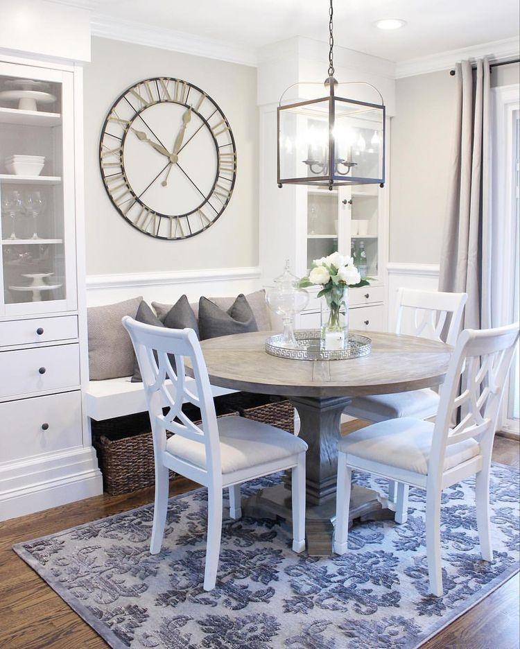 Stunning Small Dining Room Table Ideas03