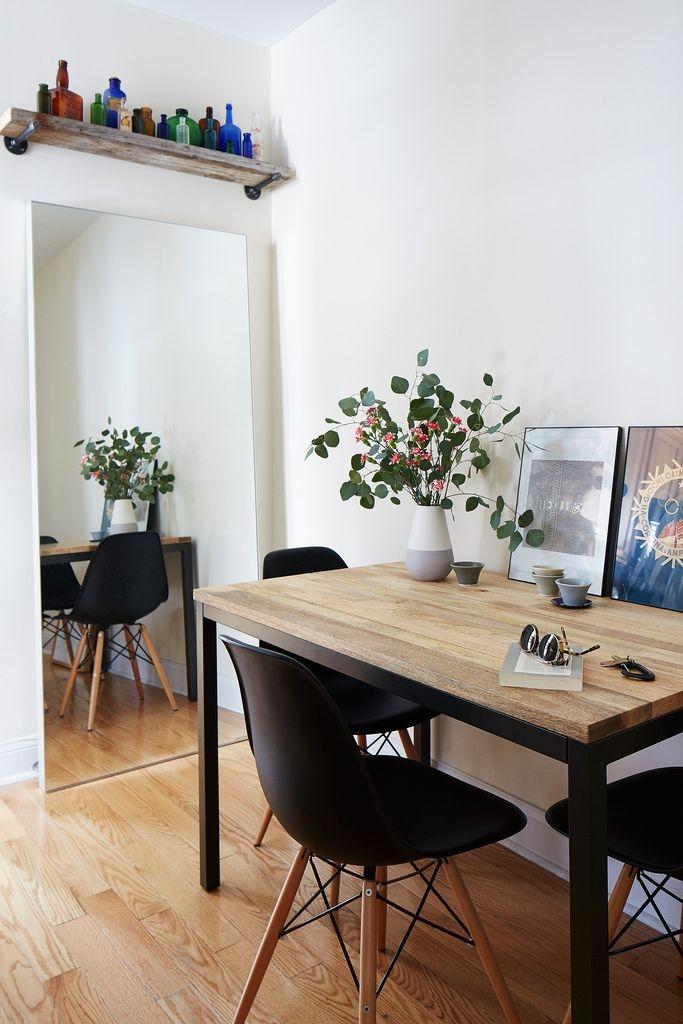 Stunning Small Dining Room Table Ideas13