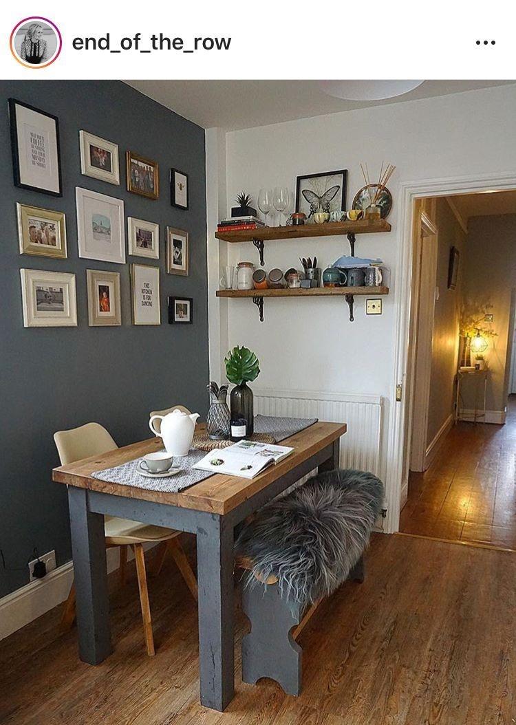 Stunning Small Dining Room Table Ideas29