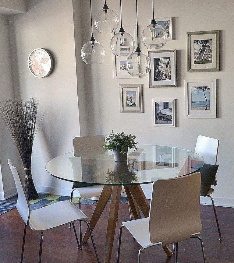Stunning Small Dining Room Table Ideas48