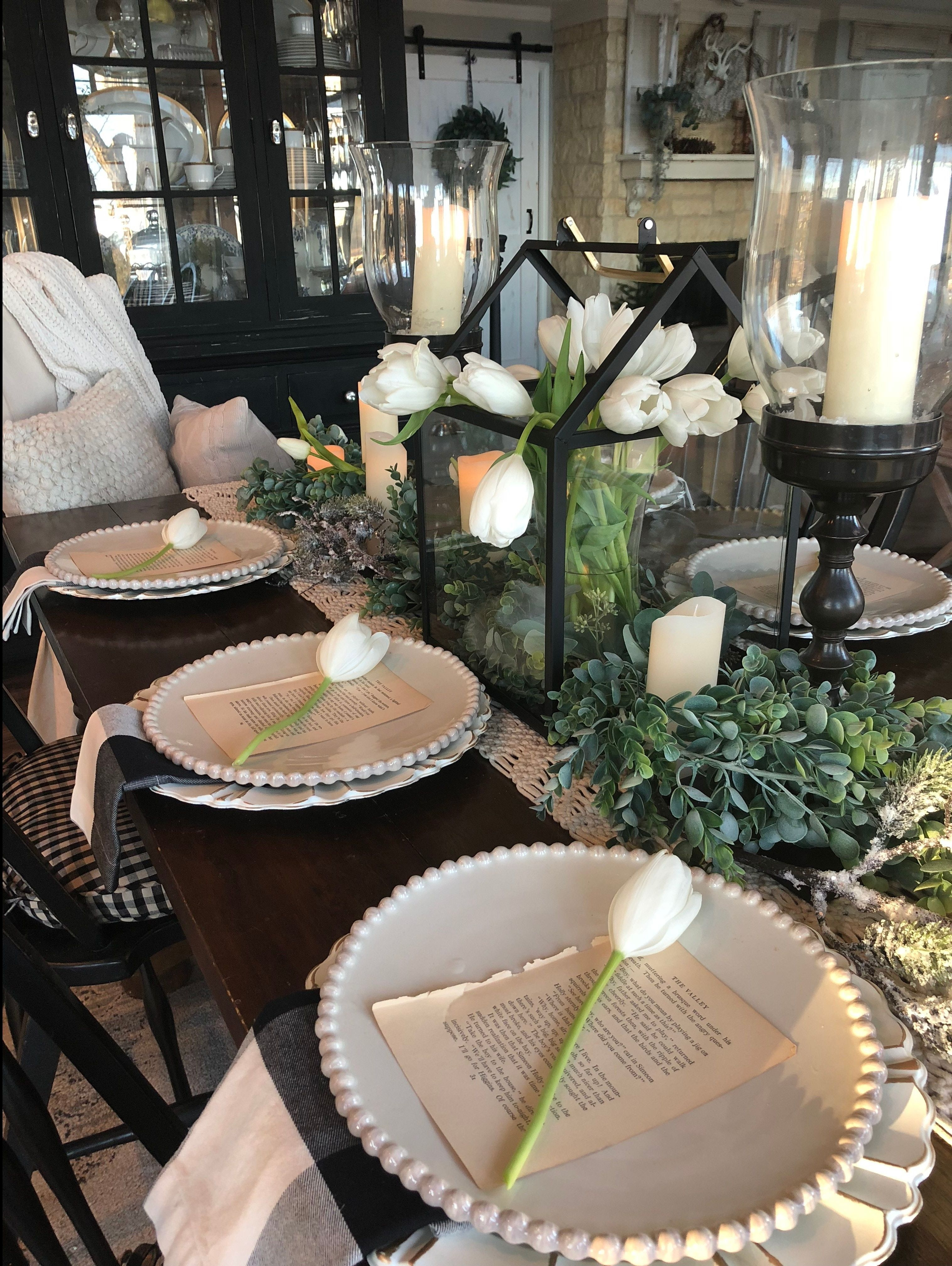 Wonderful French Country Dining Room Table Decor Ideas23