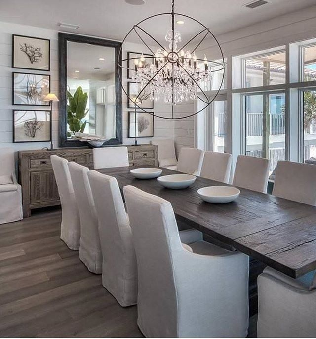 Captivating Dining Room Tables Design Ideas12