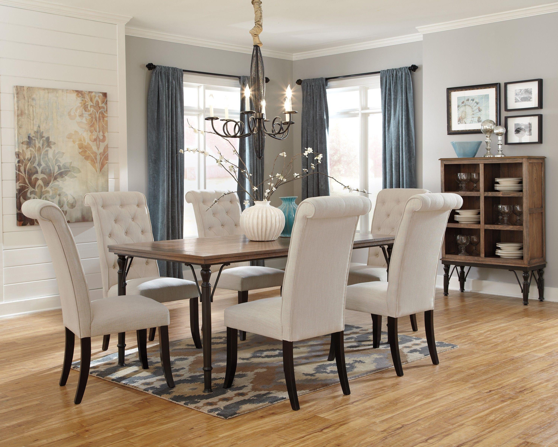 Captivating Dining Room Tables Design Ideas13