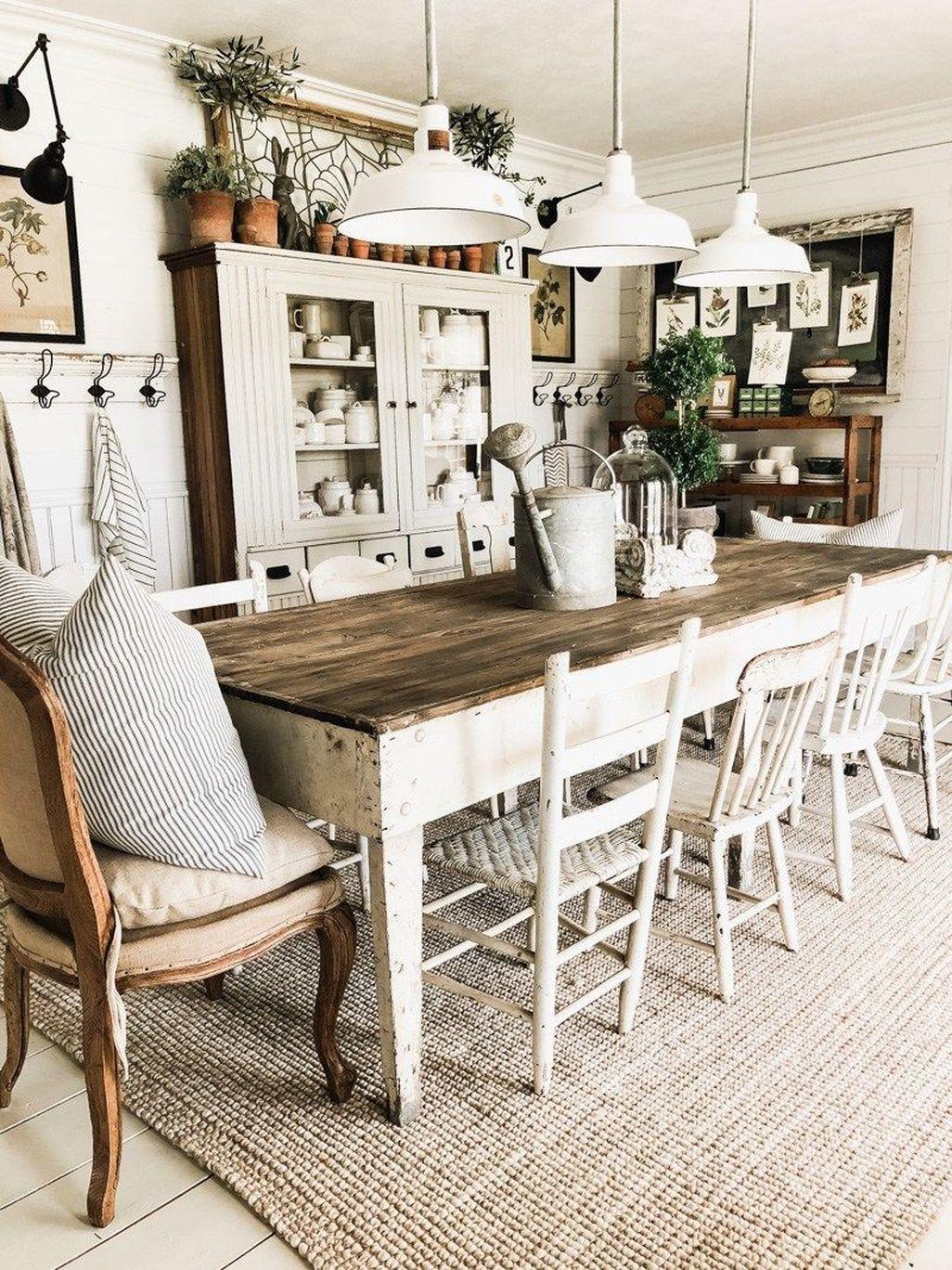 Captivating Dining Room Tables Design Ideas21