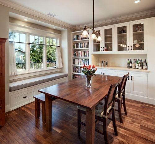 Captivating Dining Room Tables Design Ideas27
