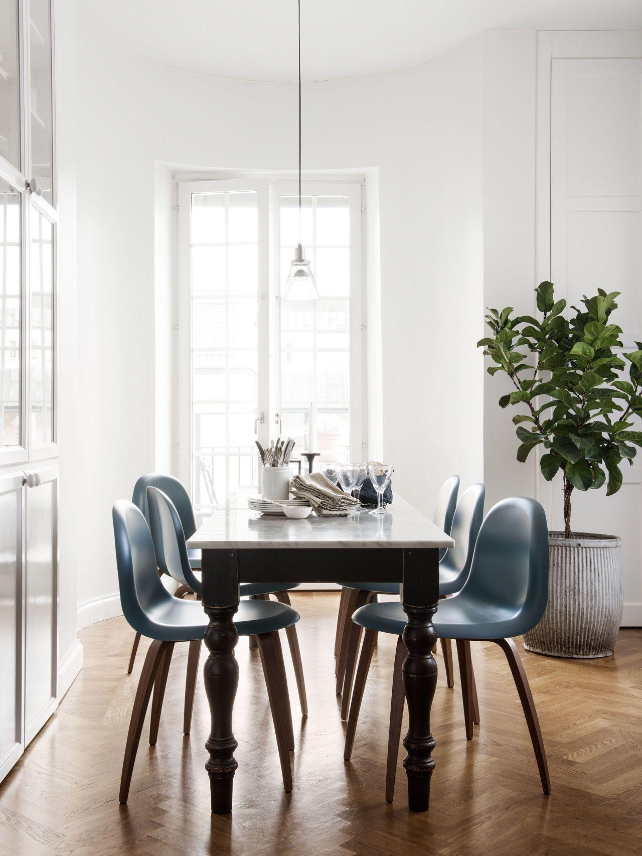 Captivating Dining Room Tables Design Ideas35