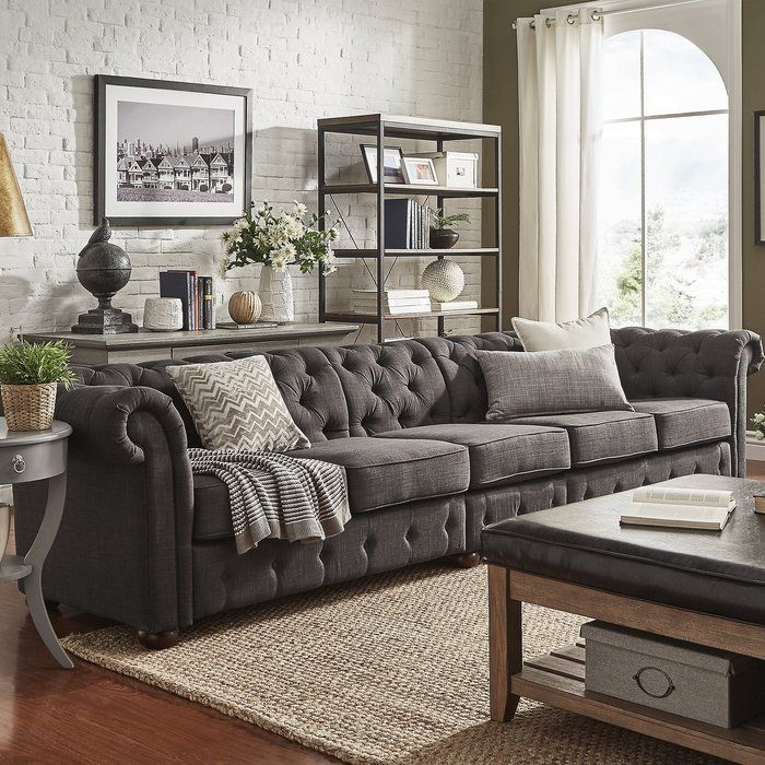 Creative Industrial Living Room Designs Ideas22