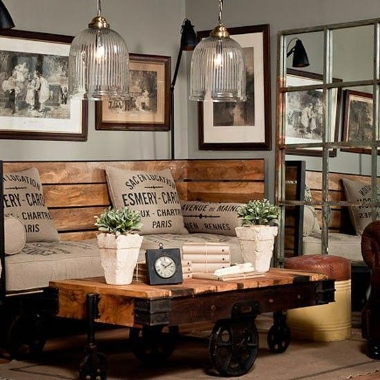 Creative Industrial Living Room Designs Ideas32
