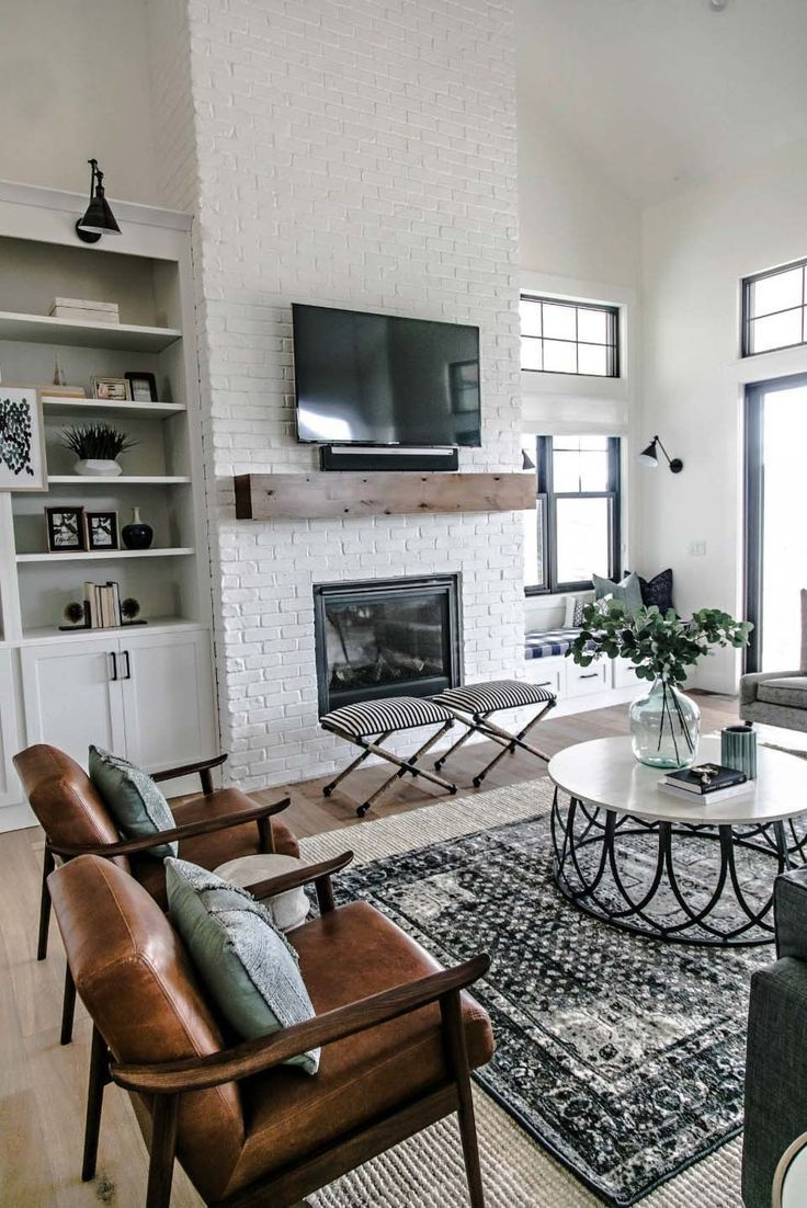 Creative Industrial Living Room Designs Ideas39
