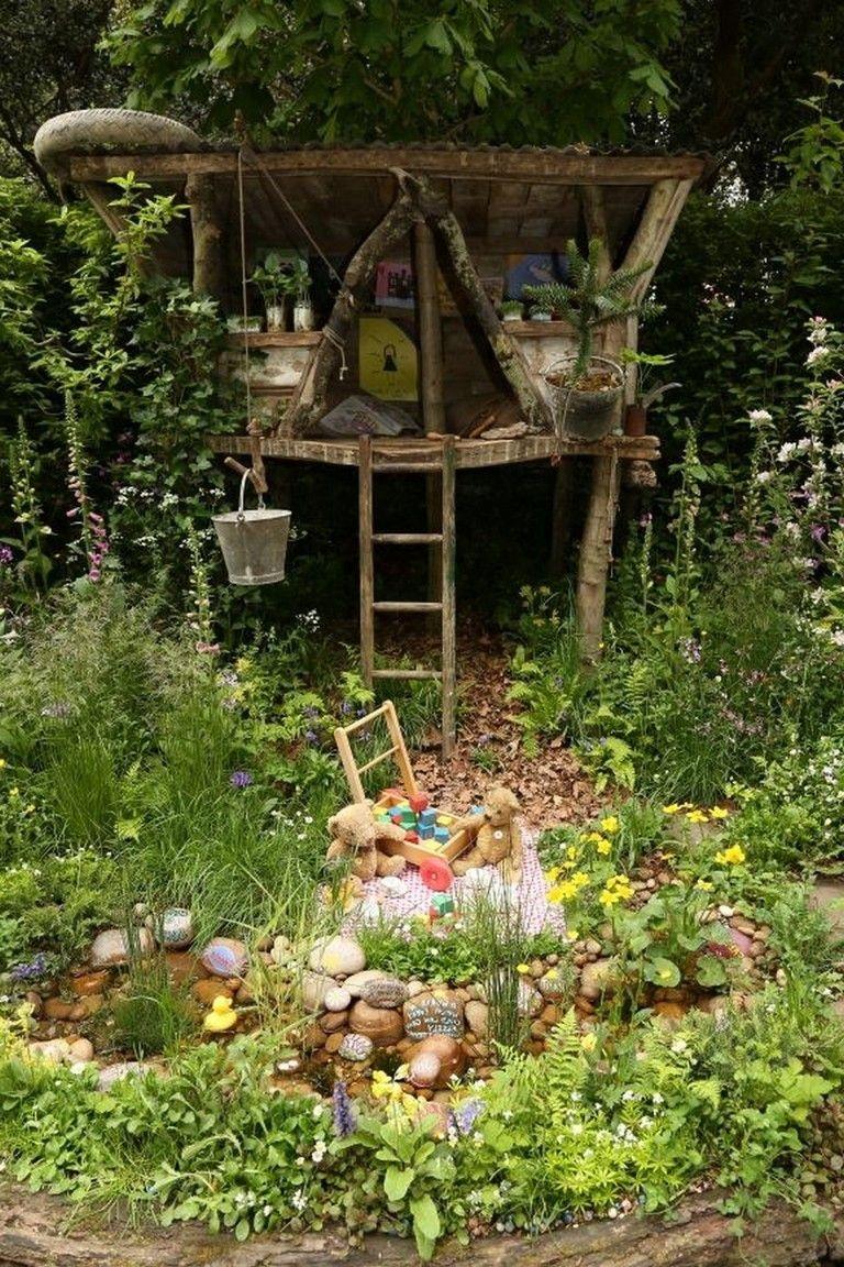 Elegant Play Garden Design Ideas For Kids05