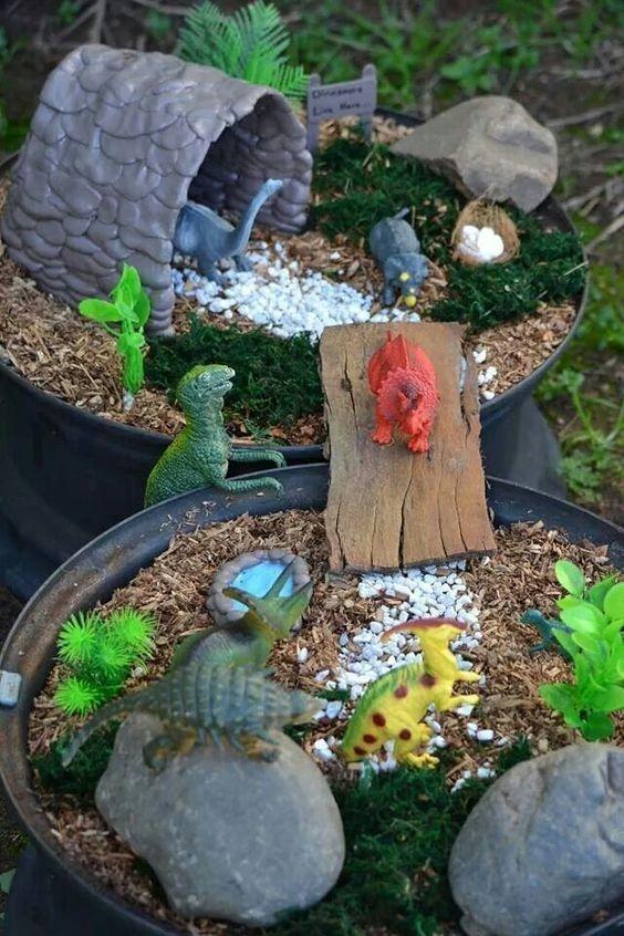 Elegant Play Garden Design Ideas For Kids07