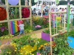 Elegant Play Garden Design Ideas For Kids13