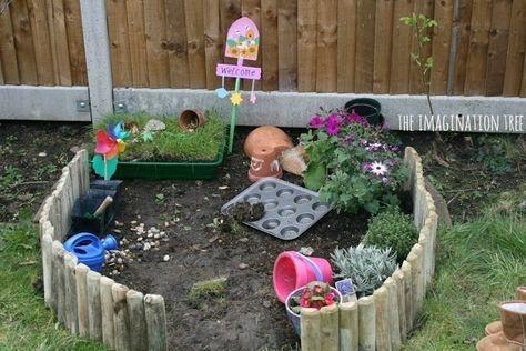 Elegant Play Garden Design Ideas For Kids17