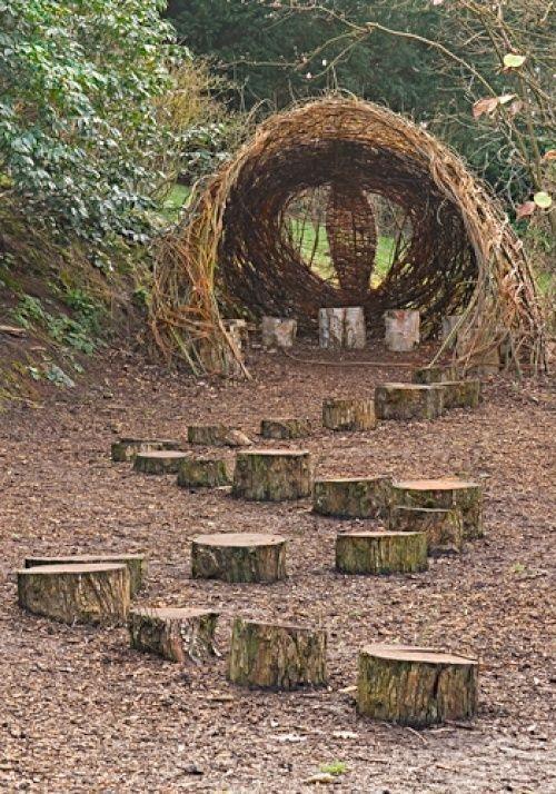 Elegant Play Garden Design Ideas For Kids21