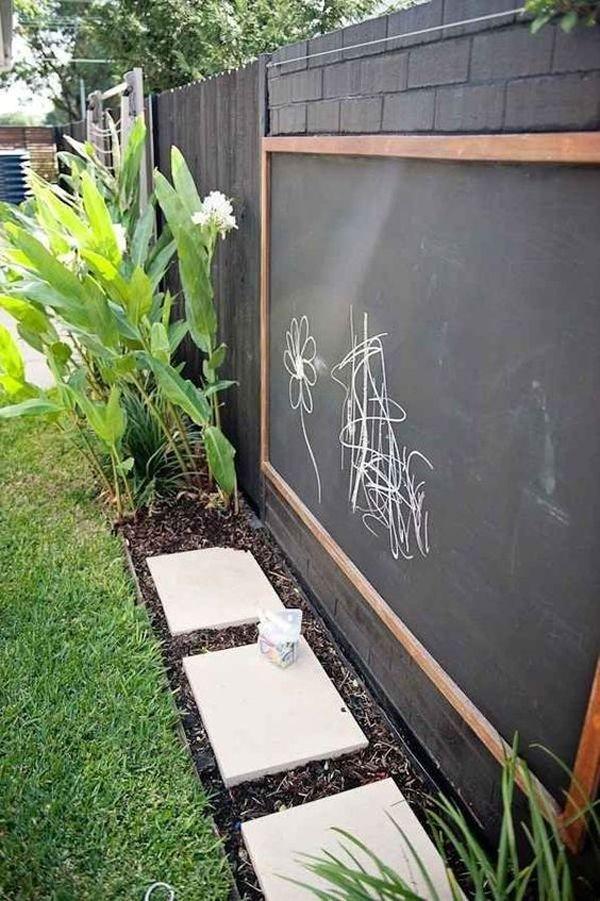 Elegant Play Garden Design Ideas For Kids32