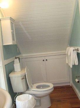 Fascinating Small Attic Bathroom Design Ideas05