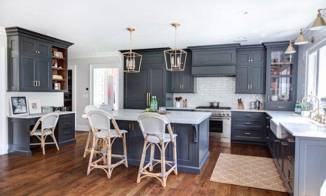 Gorgeous Kitchen Design Ideas33
