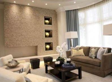 Impressive Stone Veneer Wall Design Ideas10