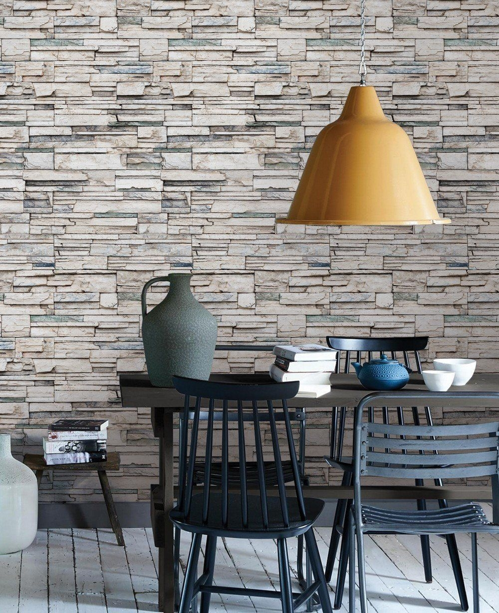 Impressive Stone Veneer Wall Design Ideas13