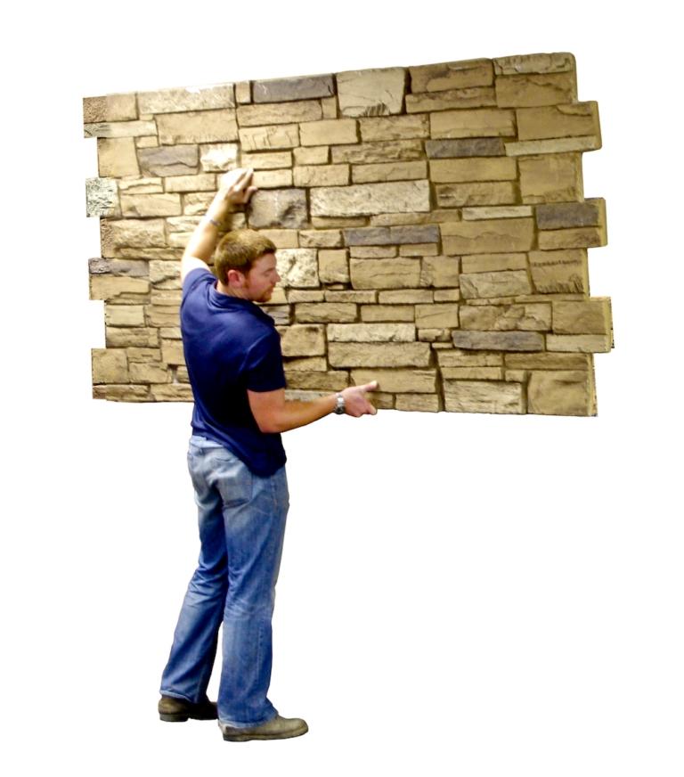 Impressive Stone Veneer Wall Design Ideas22