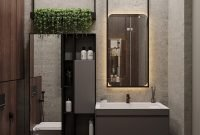 Magnificient Bathroom Mirror Design Ideas36