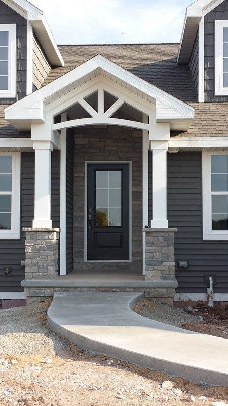 Perfect Painted Exterior Door Ideas01