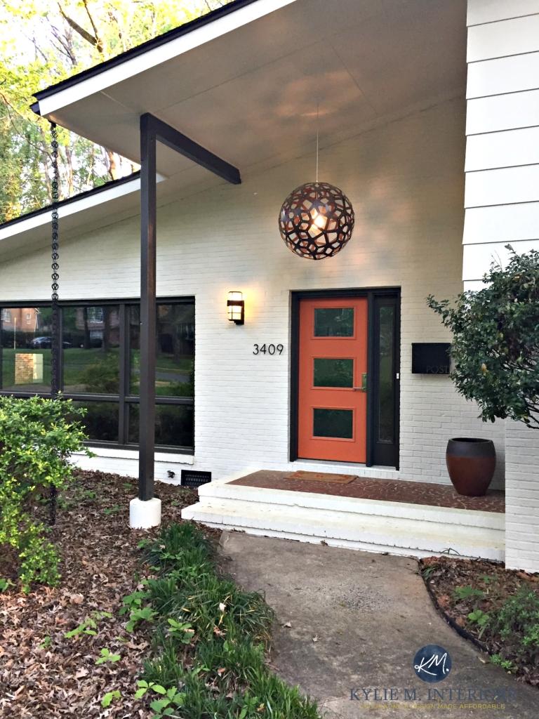 Perfect Painted Exterior Door Ideas26
