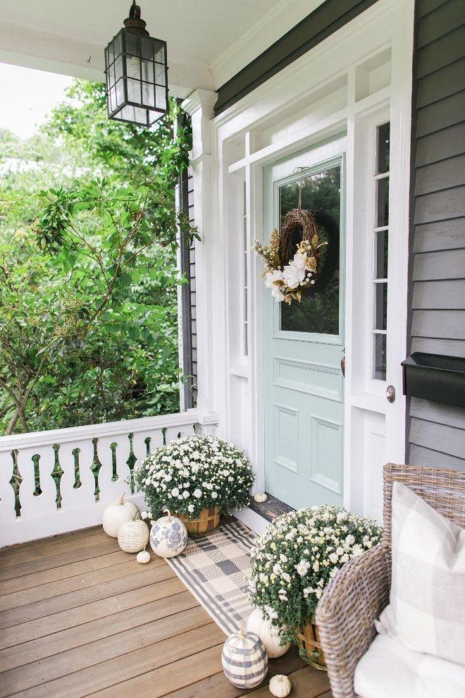 Perfect Painted Exterior Door Ideas46