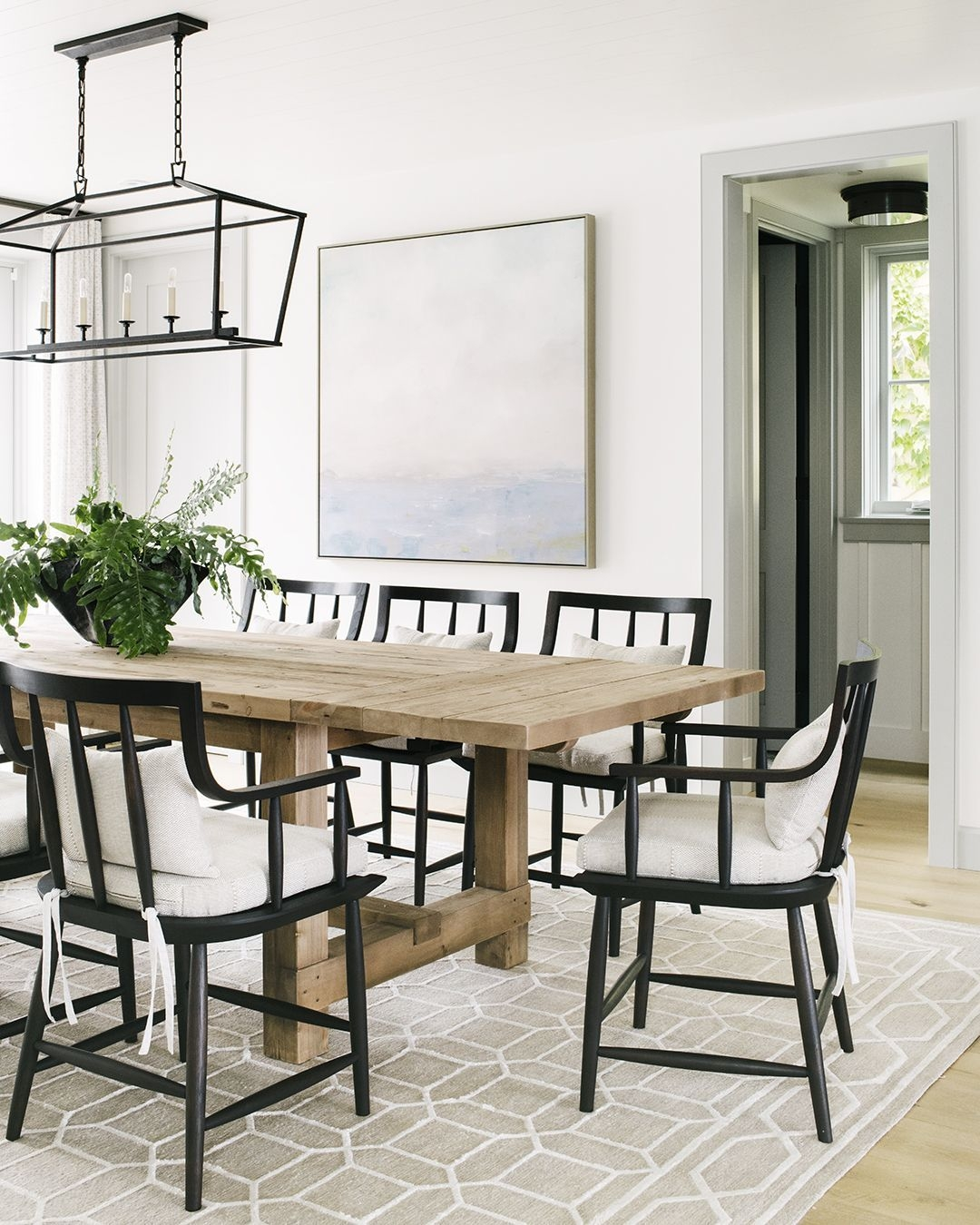 Relaxing Dining Tables Design Ideas38