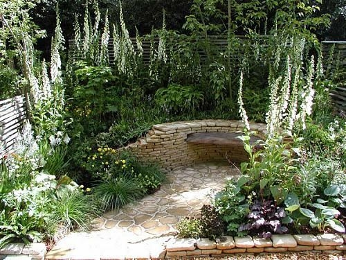 Simple Small Flower Gardens And Plants Ideas32