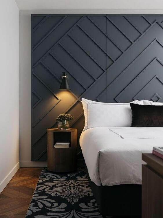 Unique Wall Tiles Design Ideas For Living Room06