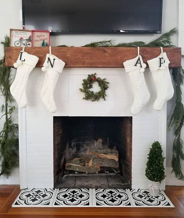 Unique Wall Tiles Design Ideas For Living Room24