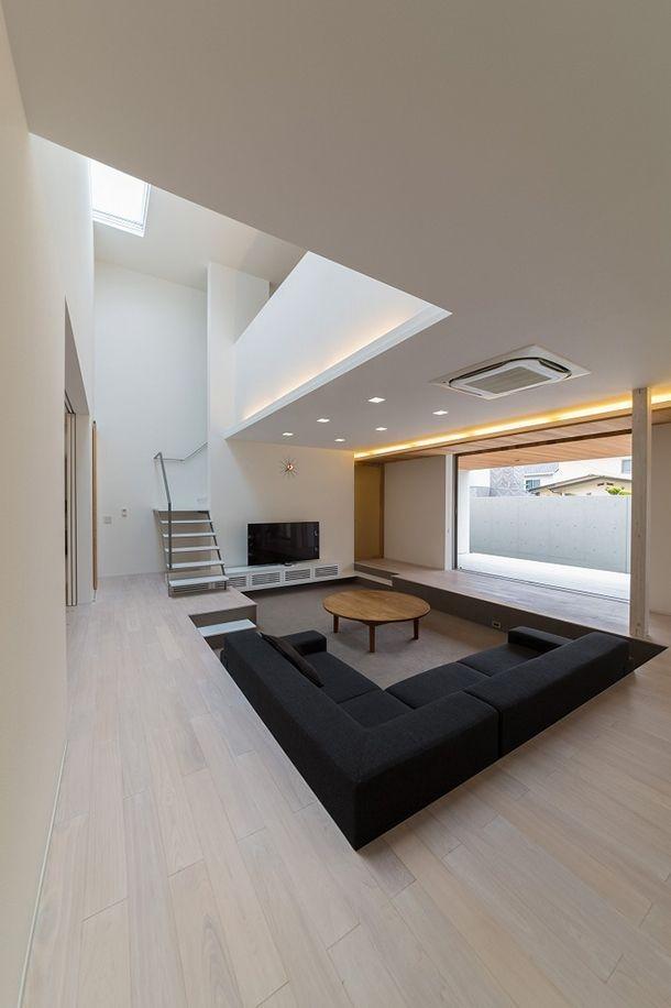 Unique Wall Tiles Design Ideas For Living Room31