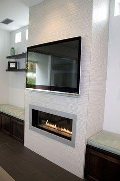 Unique Wall Tiles Design Ideas For Living Room33