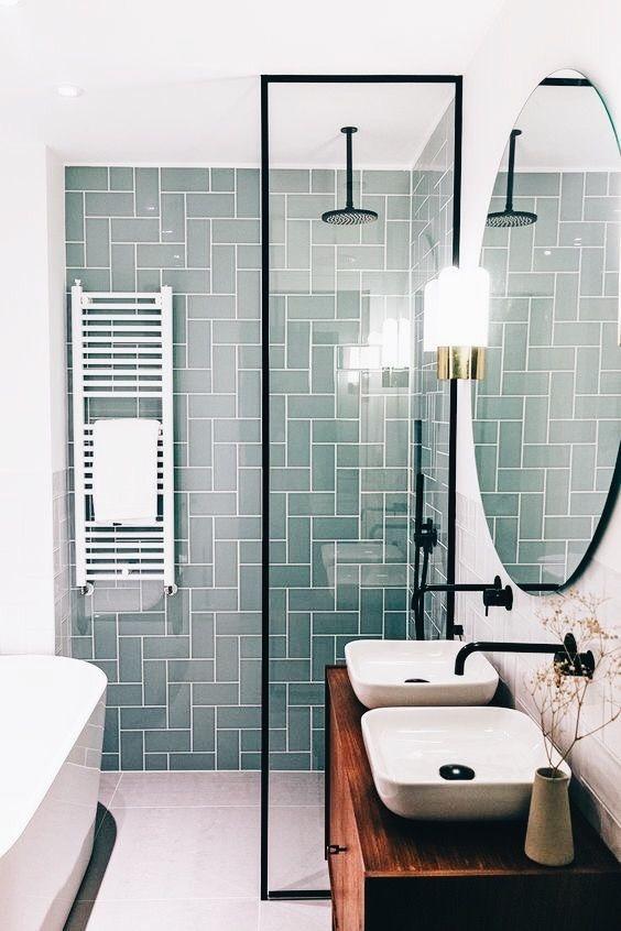 Unique Wall Tiles Design Ideas For Living Room34