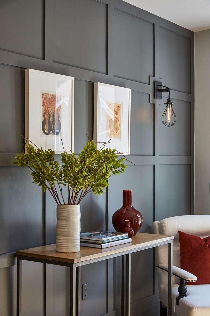 Unique Wall Tiles Design Ideas For Living Room37