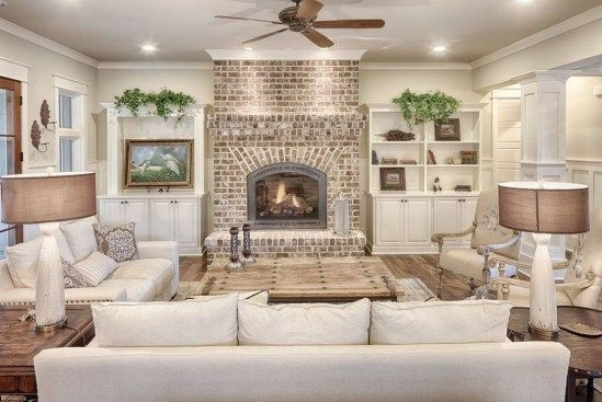 Attractive Living Room Decorations Design Ideas39