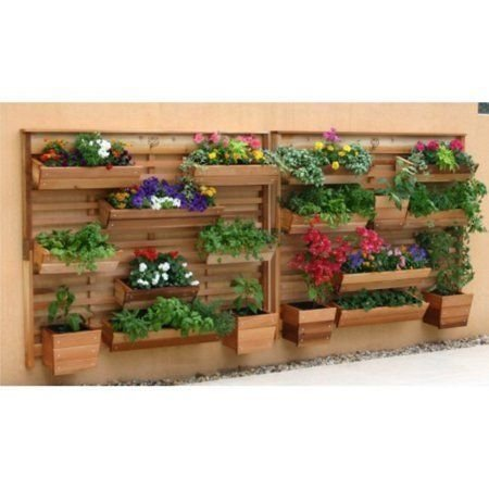 Brilliant Vertical Gardening Ideas22