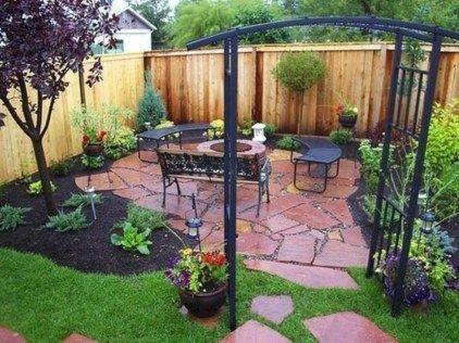 Luxury Backyard Designs Ideas37