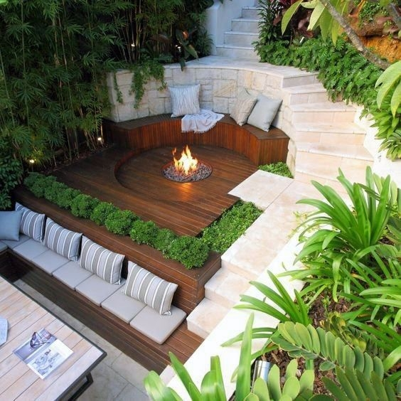 Luxury Backyard Designs Ideas41