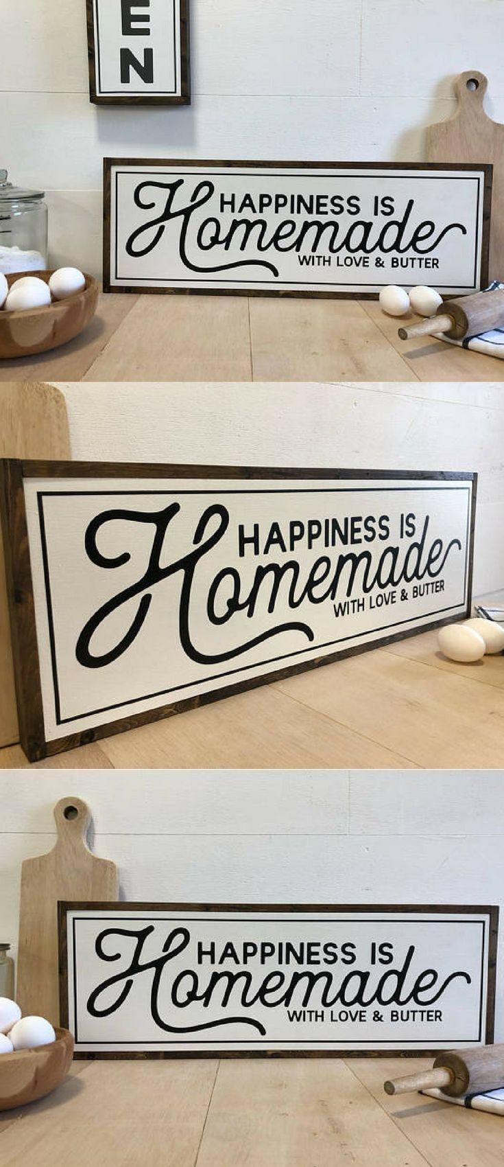 Popular Farmhouse Kitchen Art Ideas To Scale Up Your Kitchen11