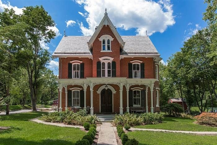 Pretty Gothic Revival Architecture Design Ideas For Home03