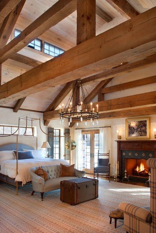Smart Bedroom Decor Ideas With Farmhouse Style15