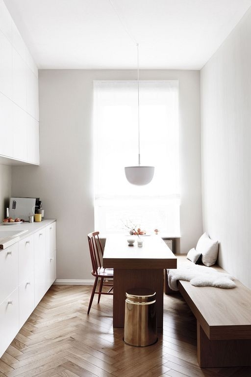Stunning Dining Tables Design Ideas For Small Space06