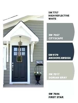 Wonderful Beach House Exterior Color Ideas16