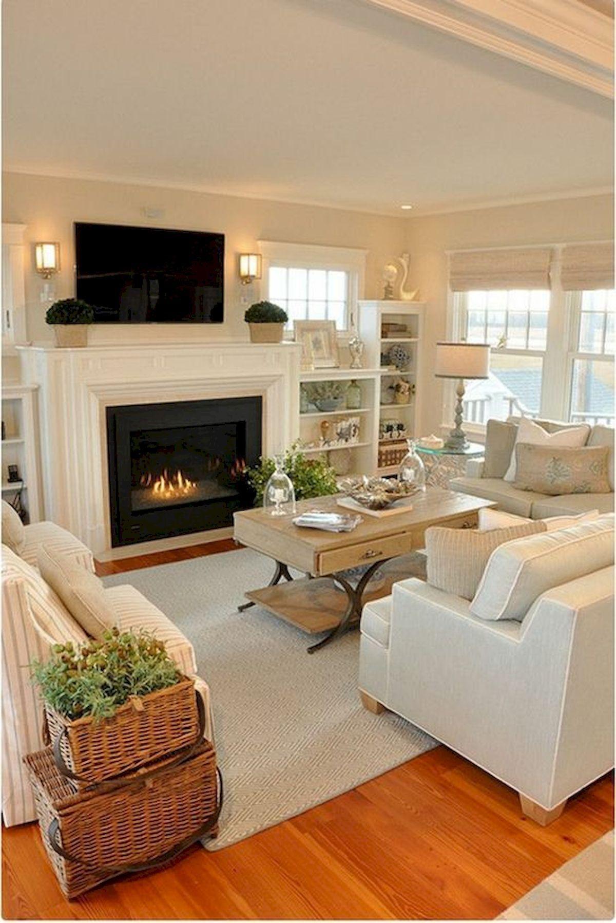 Wonderful Small Living Room Decor Ideas37