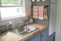 Elegant Small Apartment Organization Ideas37