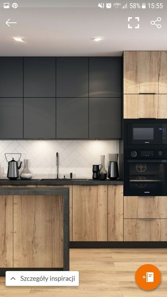 Attractive Industrial Kitchen Ideas That Will Amaze You37